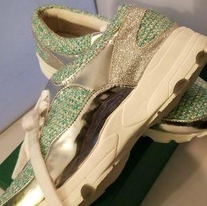 Jeffrey Campbell Run Walk Sneakers